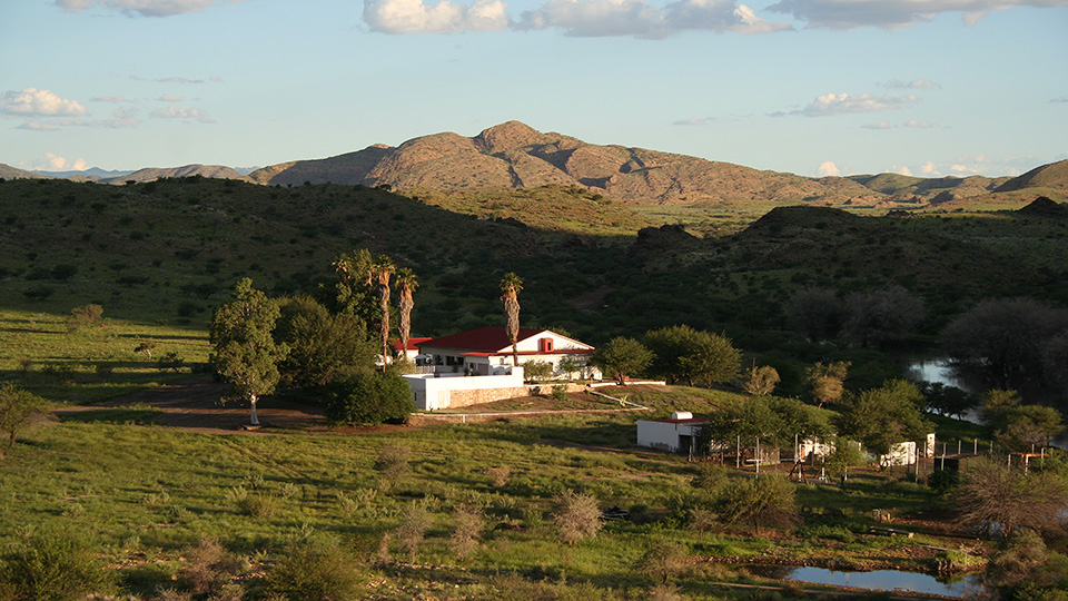 Kamab Lodge